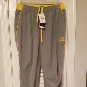 Adidas Men's Foundation Basketball Track Pants